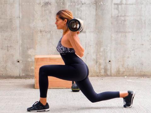 Vanessa Alfaro fitness instagrammer