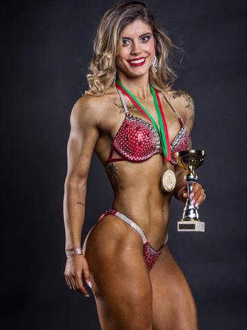 Ana Catarina Oliveira fitness instagrammer