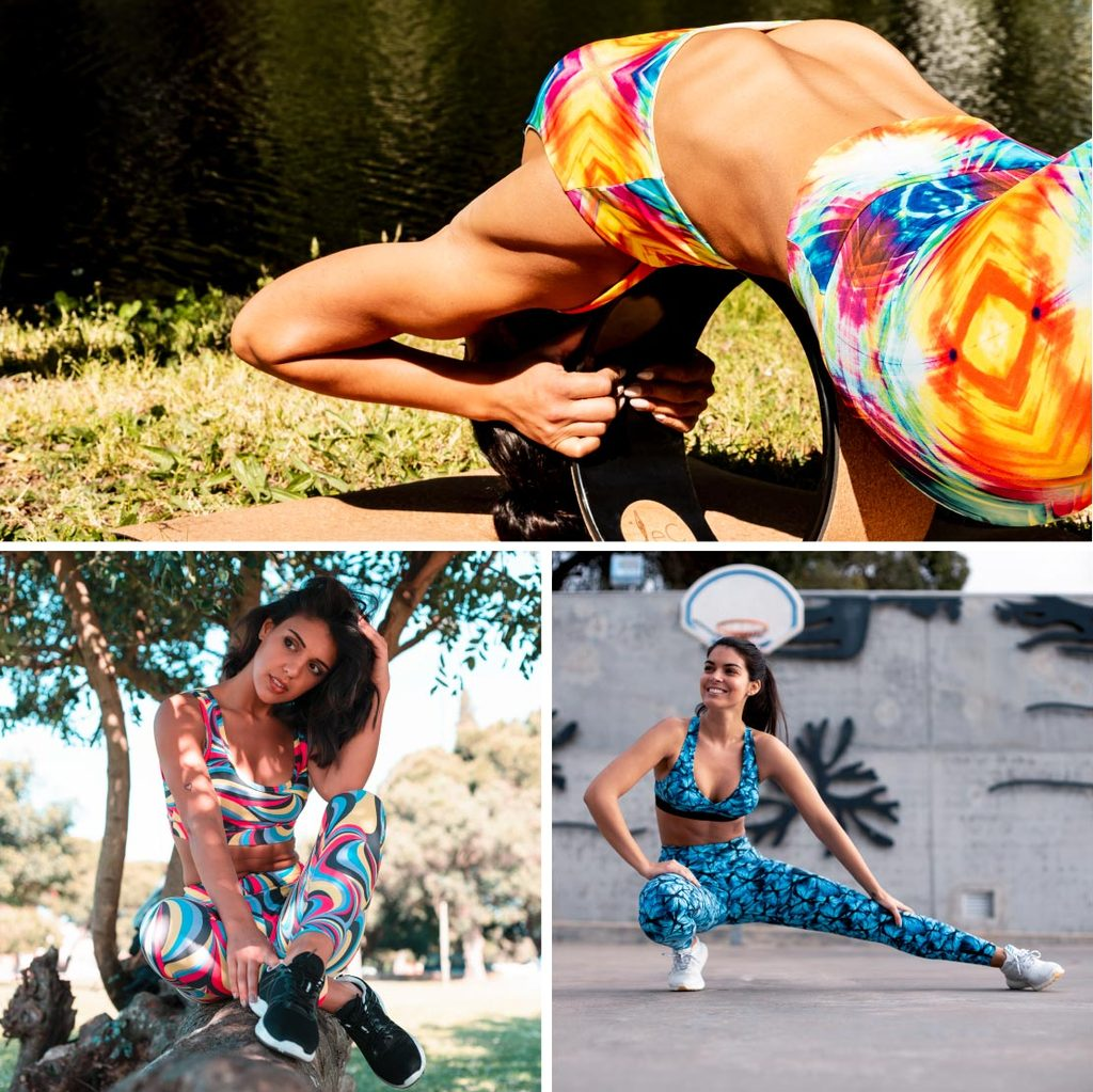 Leggings for pregnant women: Train in comfort and freedom!