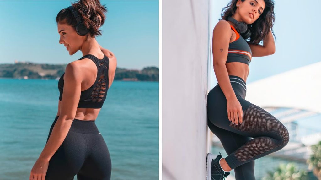 Top fitness fashion trends for 2020 by LOOK A DAY
